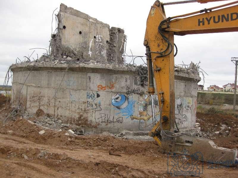 Демонтаж железобетонных конструкций стоимость плиты перекрытия смолевичи