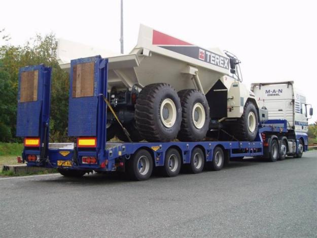 Перевозка спецтехники и оборудования